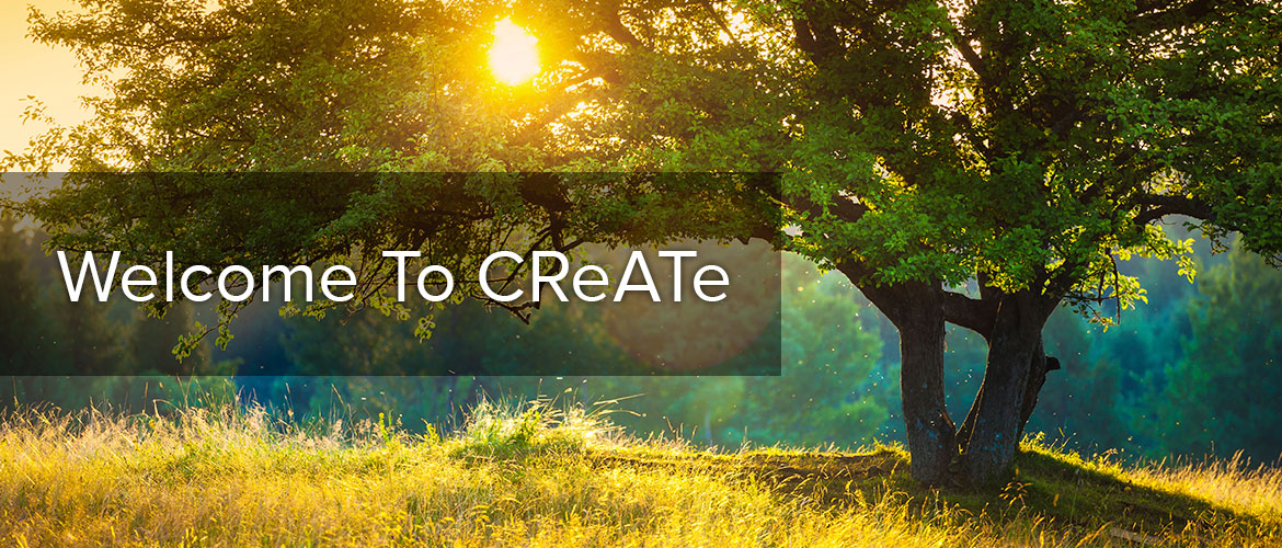 Welcome To CreATe